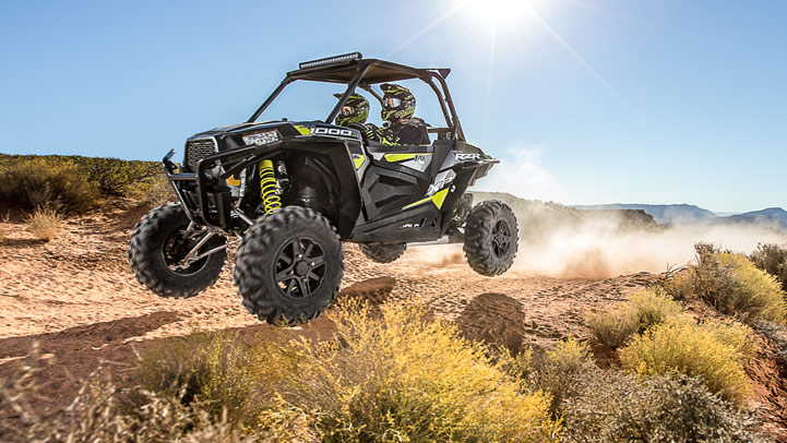 RZR XP 1000 FOX EDITION